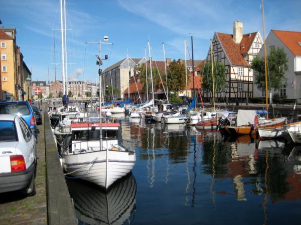 Canal in Christianshavn